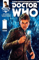 Doctor Who:  The Tenth Doctor - Complete Year One, Year Two and 1st 8 Issues of Year 3 - 40 Comics!!